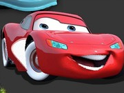 Coloreaza pe Lightning Mcqueen