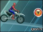 Motocicleta lui Spiderman